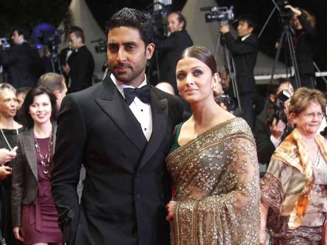 Ash and Abhi, Cannes-ready