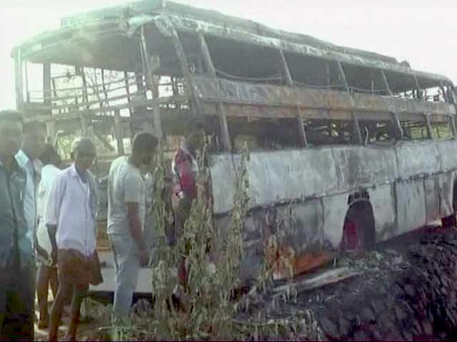 Karnataka Bus Accident: Latest News, Photos, Videos on Karnataka Bus