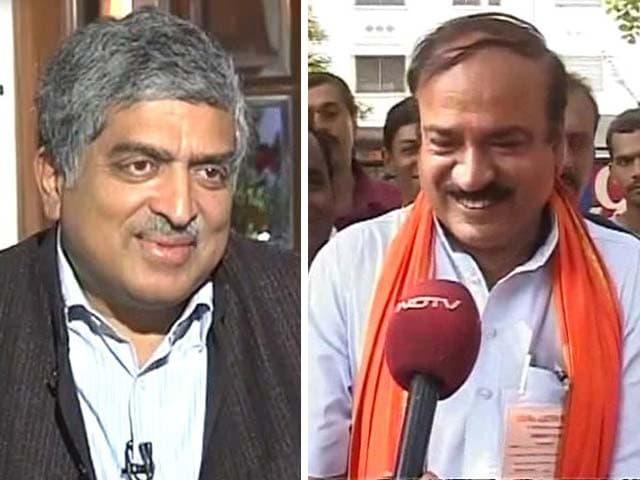 Video : The BJP-Congress duel in Karnataka