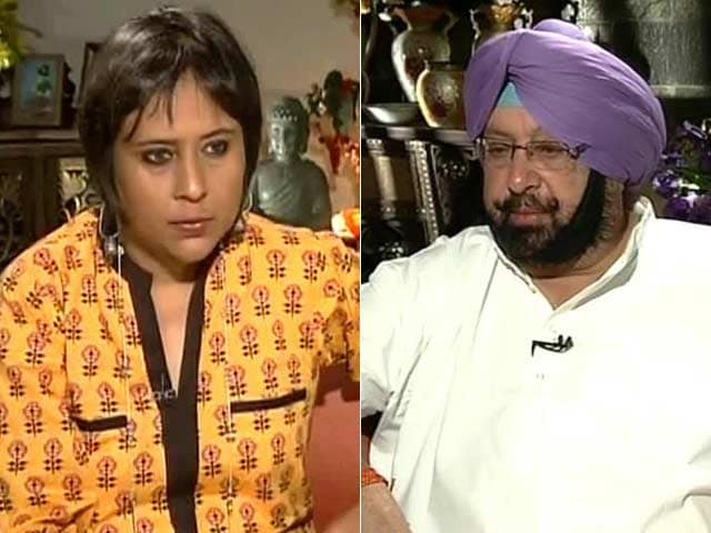 Video : Can Captain Amarinder play a winning game?