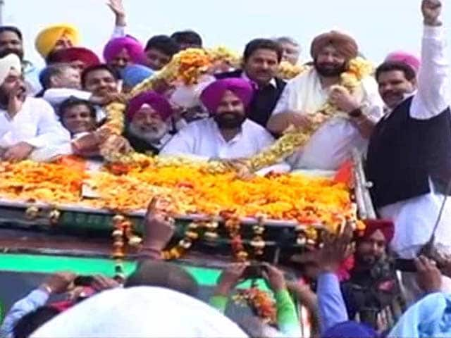 Video : Watch: The Amritsar paradox
