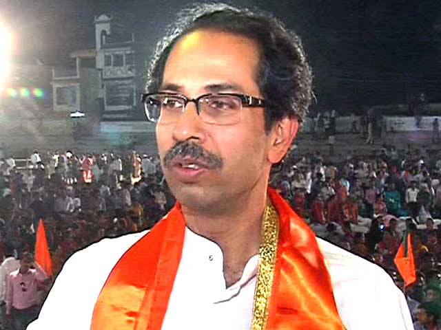 Video : Watch: Uddhav Thackeray on his 'wild' election speeches