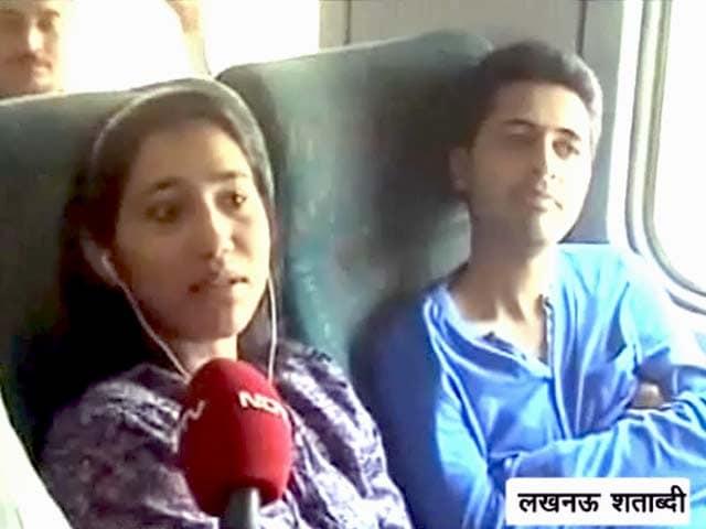Videos : टिकट इंडिया का : नई दिल्ली टू लखनऊ