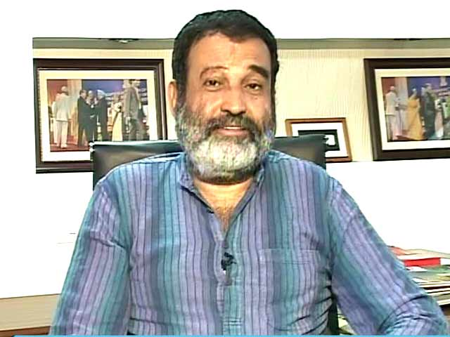 Video : High voter turnout a message for change: Mohandas Pai