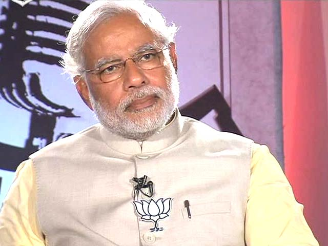 Video : Watch: In message to Muslims, Narendra Modi says 'will reach out to all'