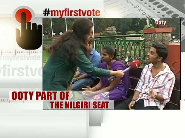 Video : First time voters of the Nilgiris voice their concerns this elections