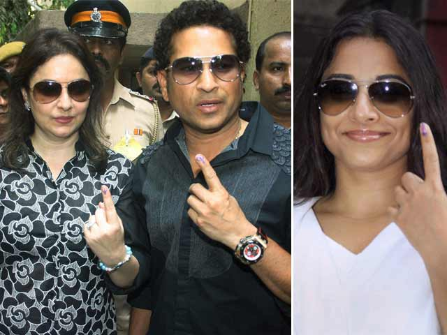 Video : Mumbai elections: Where is Bollywood?
