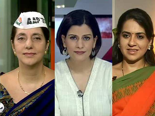 Video : Watch: Mumbai voter turnout crosses 50 per cent
