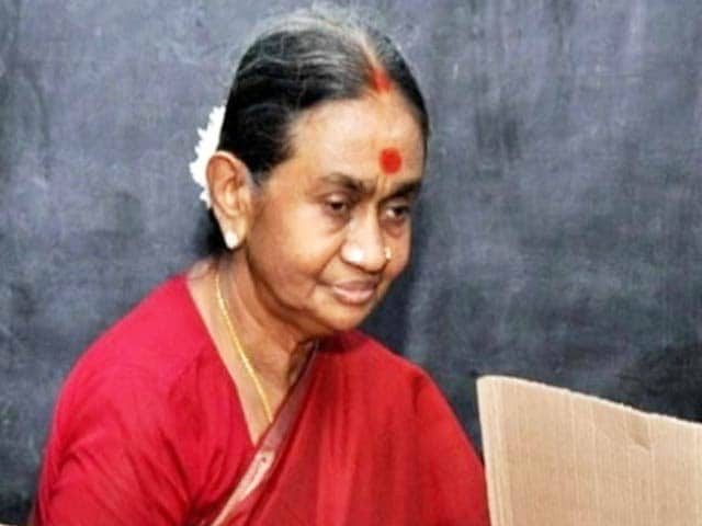 Video : DMK chief Karunanidhi's wife charge-sheeted in money-laundering case