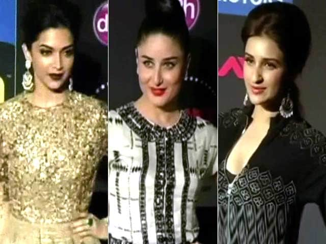Video : Fashion magic at IIFA Magic of Movies