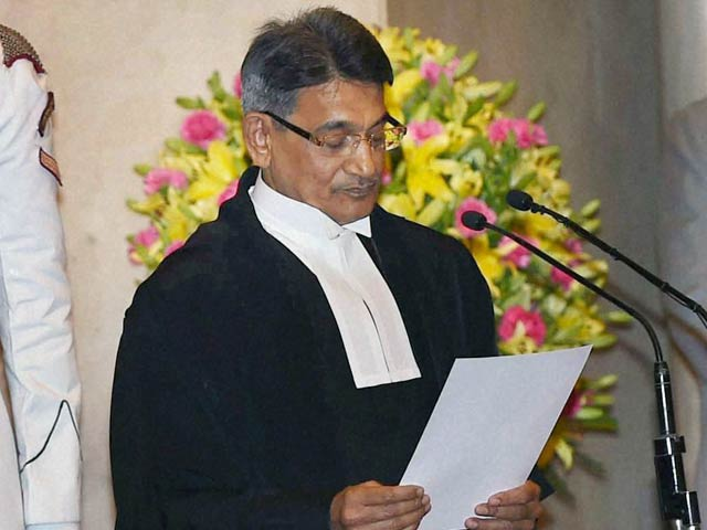 Video : Justice RM Lodha sworn in as the 41st Chief Justice of India