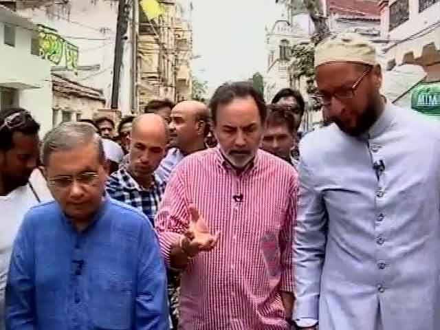 Video : Tie-up with BJP hurt TDP in both regions in Andhra Pradesh: Asaduddin Owaisi to NDTV