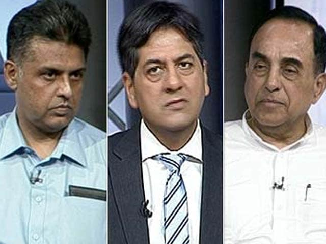 Video : Watch: What's Your Solution - the governance debate