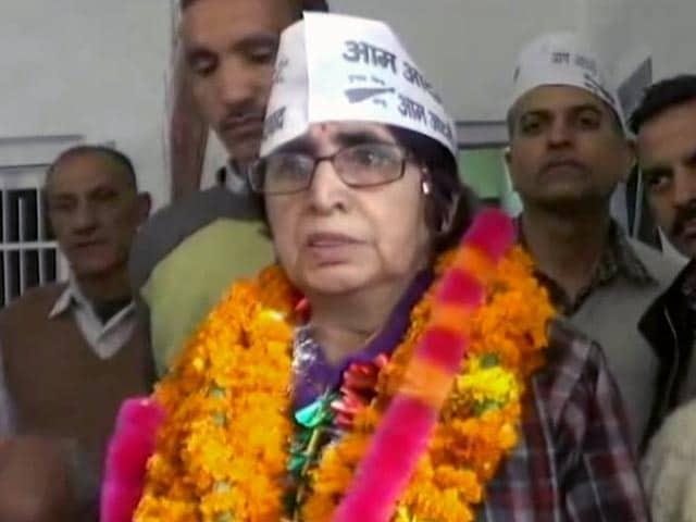Video : Kargil hero Vikram Batra's mother fights the ballot war