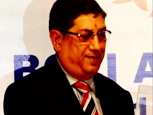 Video : IPL scam: N. Srinivasan may lose right to represent BCCI at ICC