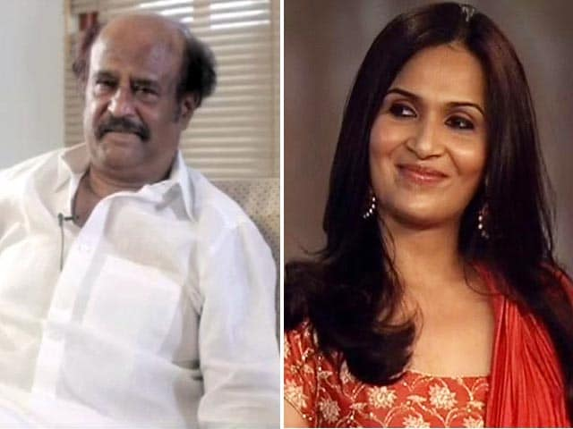 Video : I saw the film and told her 'I'm proud of you': Rajinikanth to Soundarya