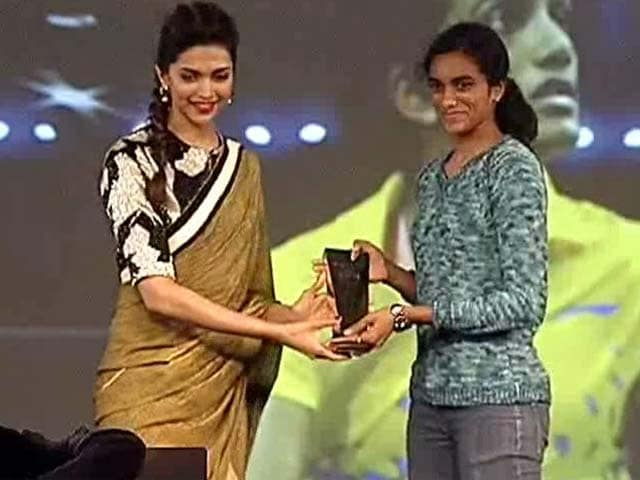 Video : Sportsperson of the Year: P V Sindhu