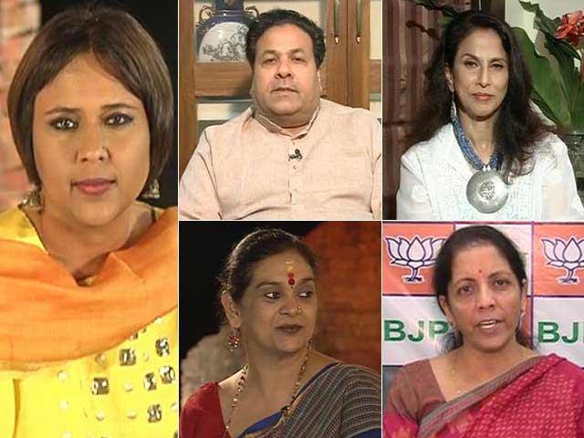 Video : Watch: From Amethi - Has Priyanka Eclipsed Rahul?