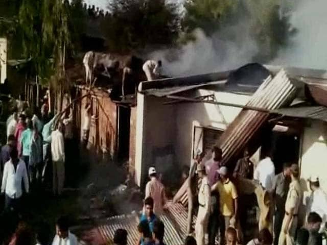 Video : Ujjain Factory Fire: Toll Rises to 17, Probe Ordered