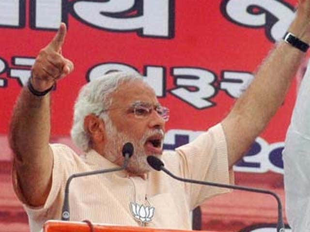 Video : Narendra Modi Dares Election Commission to 'File Another Case' Against Him