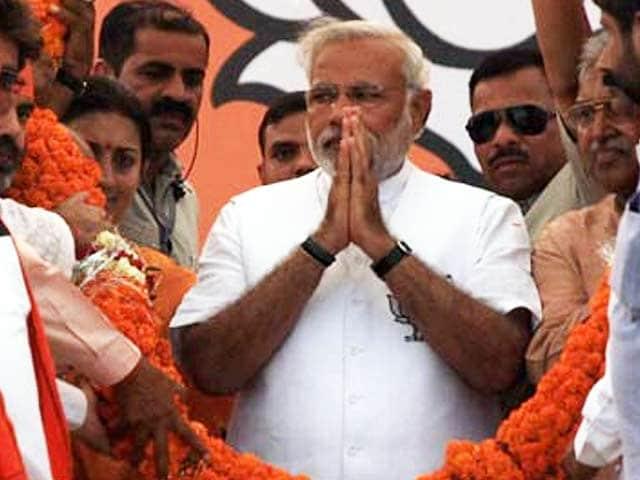 Video : Watch - From Amethi: Modi Brings Battle to Gandhi Doorstep