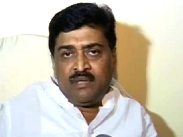 Video : For Congress Leader Ashok Chavan, Big Setback in 'Paid News' Row