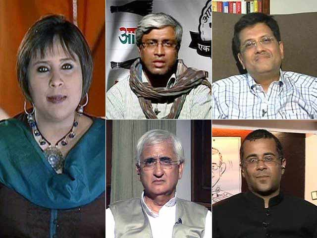 Video : Watch: Battle for Amethi - For Once a Real Fight?