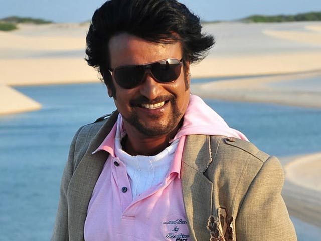 Video : On Twitter, Rajinikanth Makes Supersize Debut