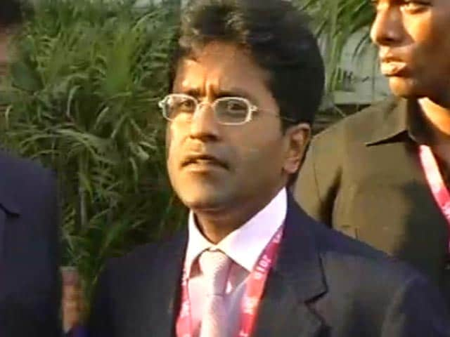Video : BCCI Suspends Rajasthan Cricket Association After Lalit Modi Elected President