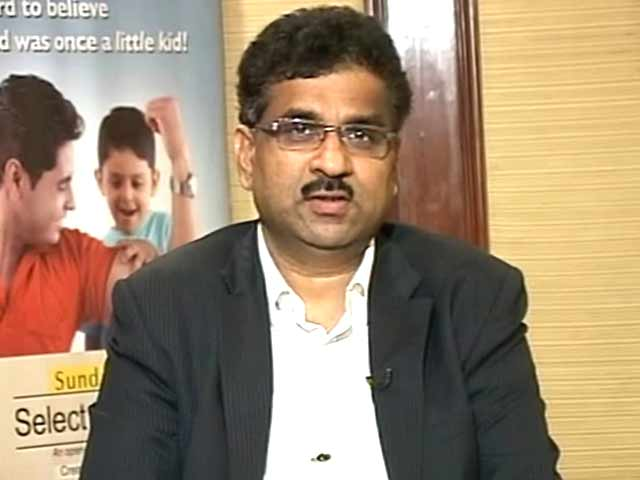 Video : Earnings improving, trend likely to continue: Sundaram MF's Krishnakumar