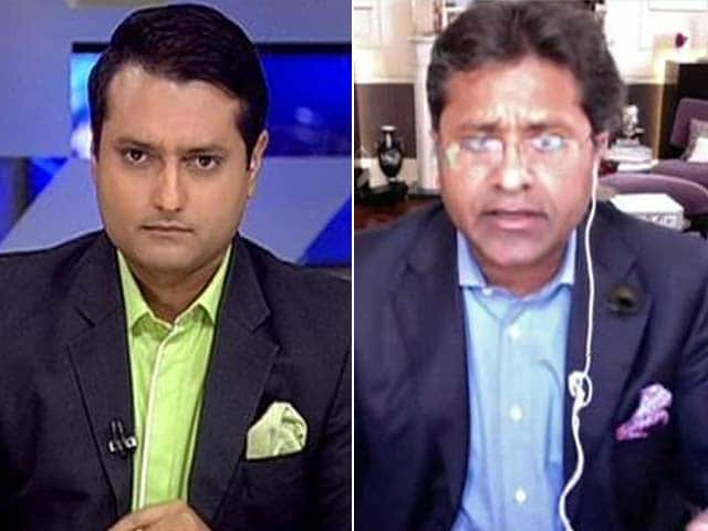 Video : Lalit Modi Tells NDTV That BCCI Has Been Foolish to Suspend Rajasthan Cricket Association
