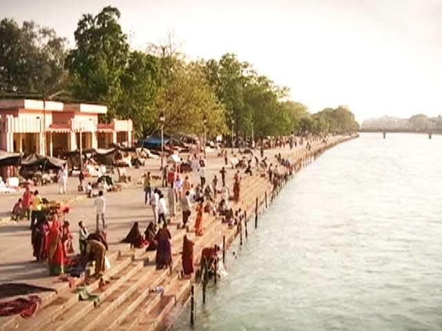 Video : Along the Ganga, on to Delhi