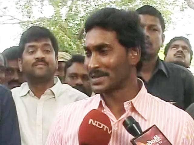Video : 'Will Make a Clean Sweep', Says Jagan Reddy as Seemandhra Votes