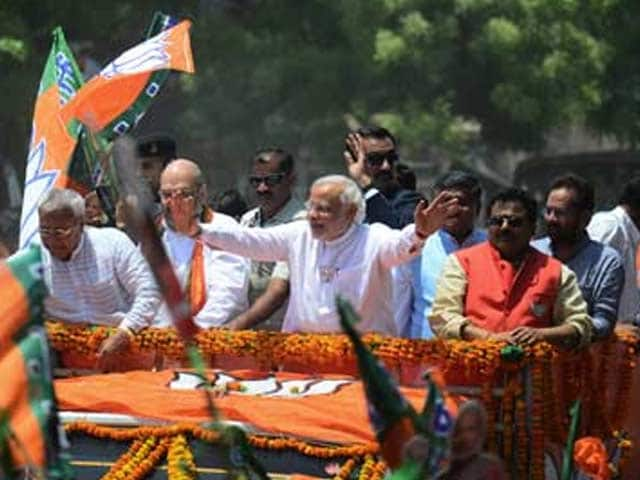 Video : Modi Reportedly Refused Permission for One Rally in Varanasi Tomorrow