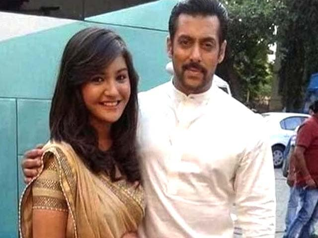 Video : Salman's <i>Prem Ratan Dhan Payo</i> Progresses