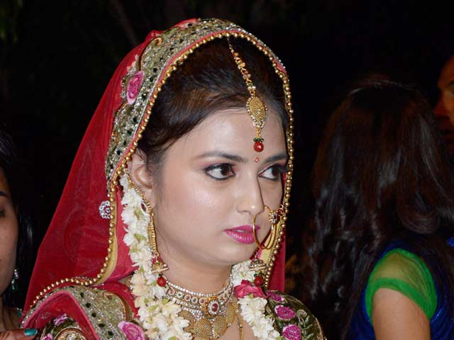 Video : Bride Shot Dead At Wedding Venue, 'She Cheated Me' Says Accused