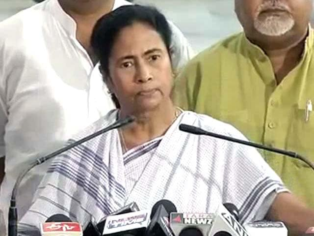 Video : After Calling Modi 'Donkey', Mamata Now Calls Him 'Danga babu'