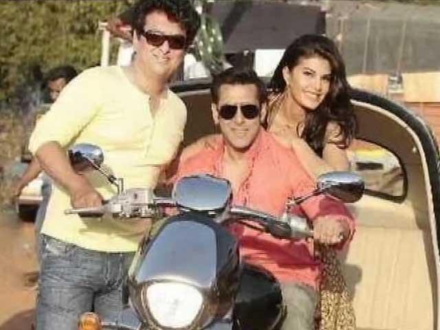 Video : Salman Khan's <i>Kick</i> Hits a Roadblock