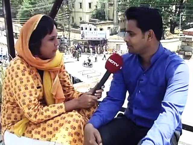 Video : Watch: Playing For Rahul Gandhi Not Endorsement - Bismillah Khan's Family to NDTV