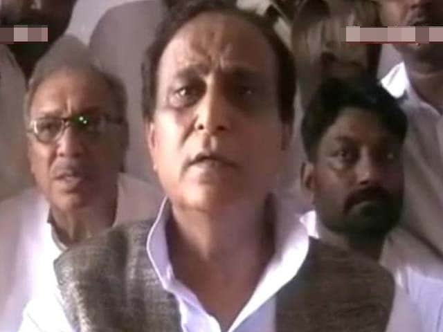 Video : Election Commission Acting Like BJP's Election Office, Alleges Azam Khan