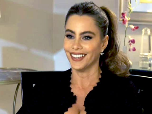 Working With Sharon Stone was Amazing: Sofia Vergara