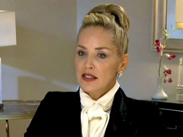 Play an Innocent Character in Fading Gigolo: Sharon Stone