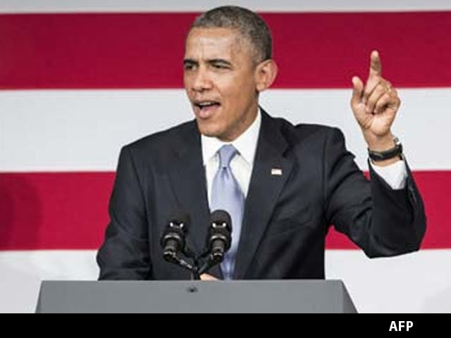 Video : Barack Obama Looking Forward to Work With New Indian Government