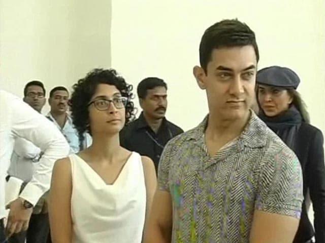 Video : Kiran Rao Says No to Acting in <i>Peekay</i>
