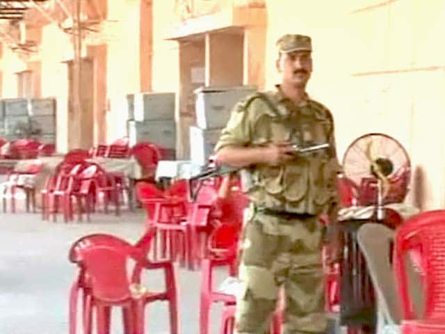 Videos : वाराणसी में मतगणना के लिए कड़े सुरक्षा प्रबंध