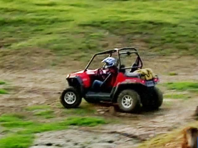 Video : Off-Road SUV Competition Gets Tougher