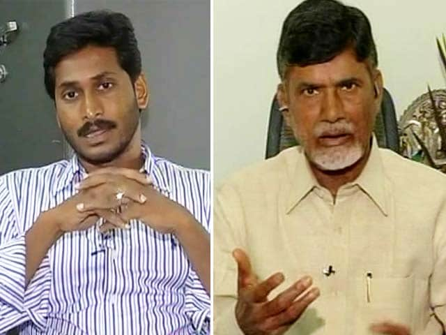 Video : NDTV Exit Poll: Seemandhra Split Between Naidu and Jagan