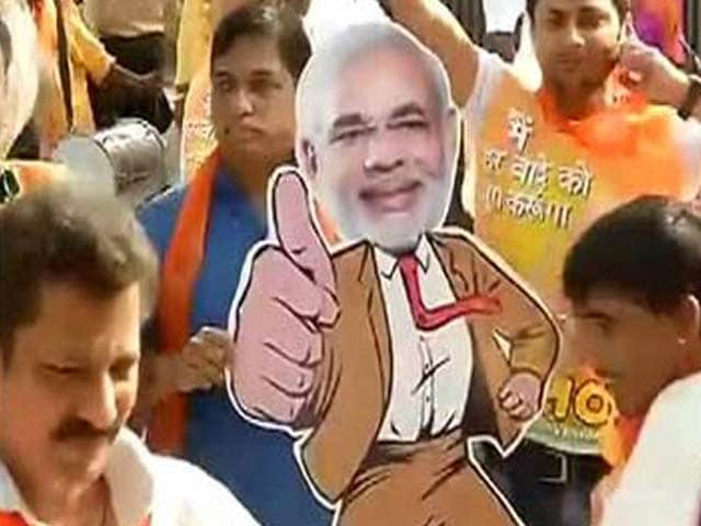 Video : Election Results 2014: BJP and Allies to Cross 300 Seats