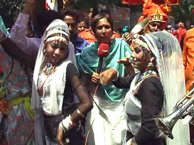 Video : Election Results 2014: Victory Carnival at BJP Headquarters in Delhi