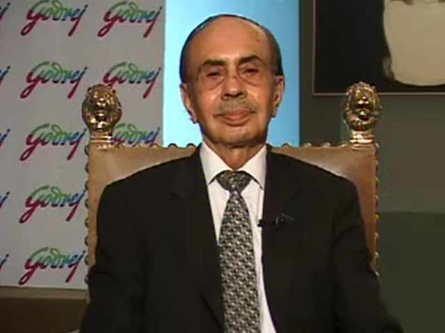 Video : Adi Godrej on expectations from new government